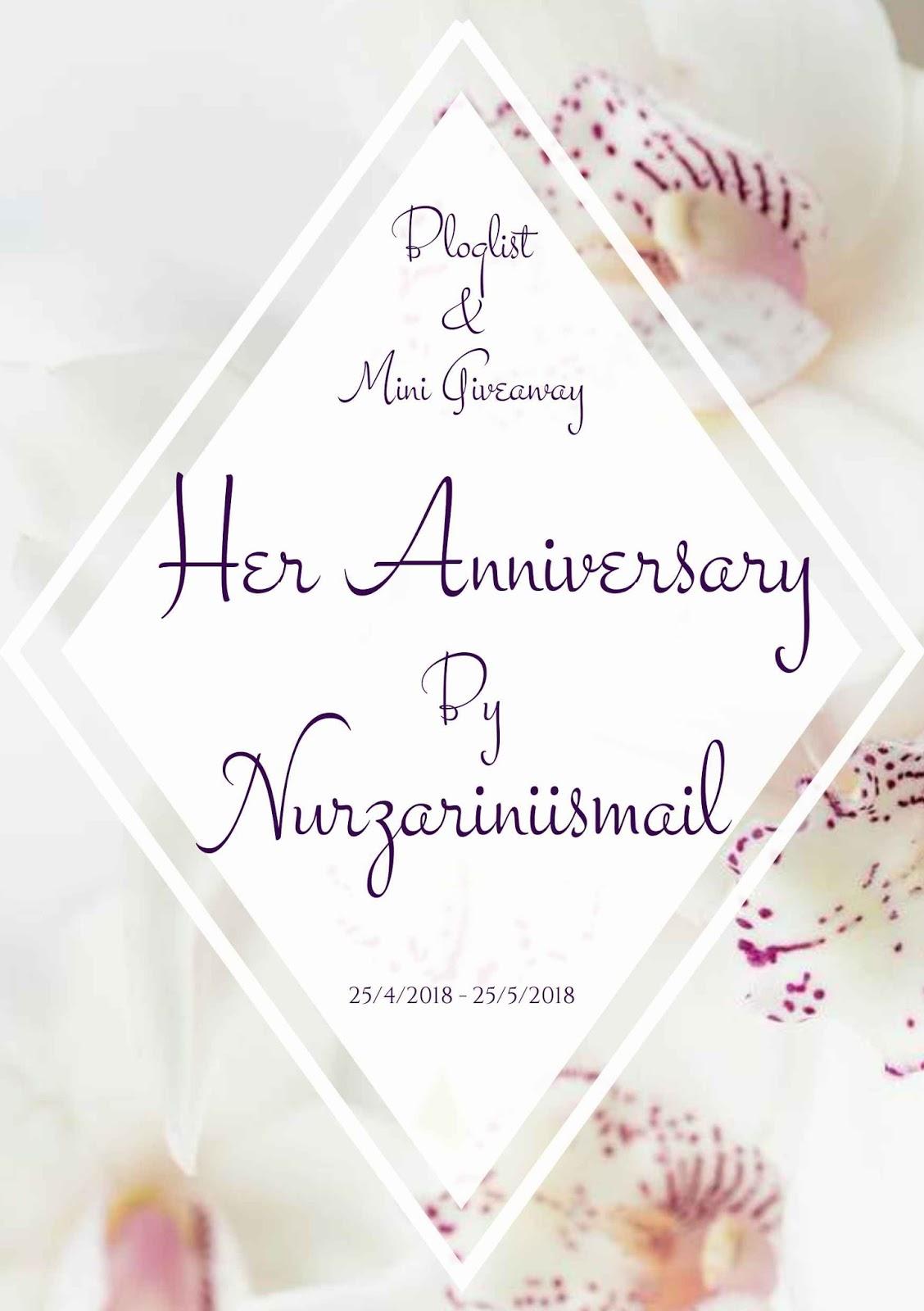 Her Anniversary by Nurzariniismail.