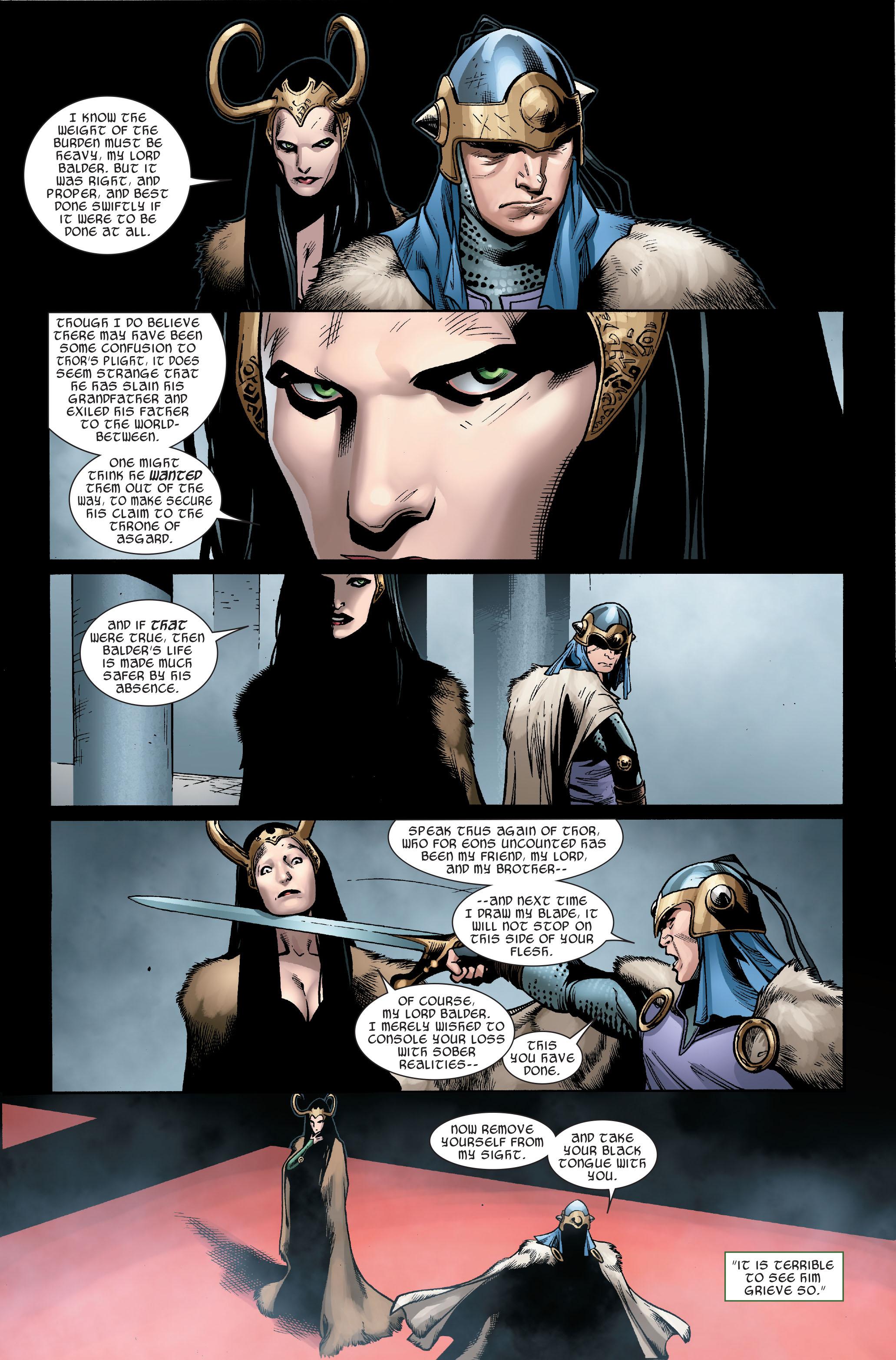 Thor (2007) Issue #600 #13 - English 42