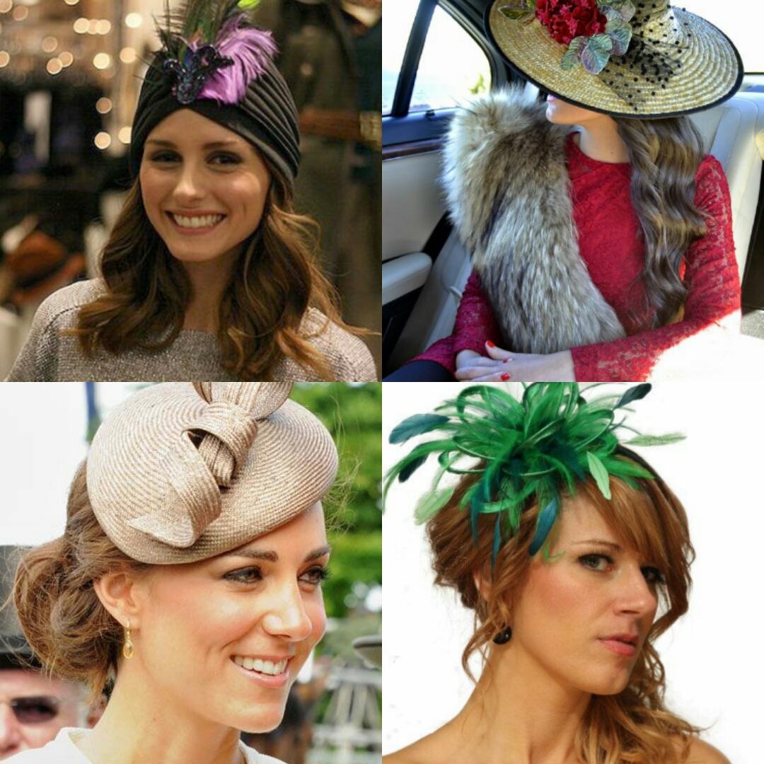 Peinados para pamelas Belleza y Estilo - Peinados Recogidos Para Pamelas