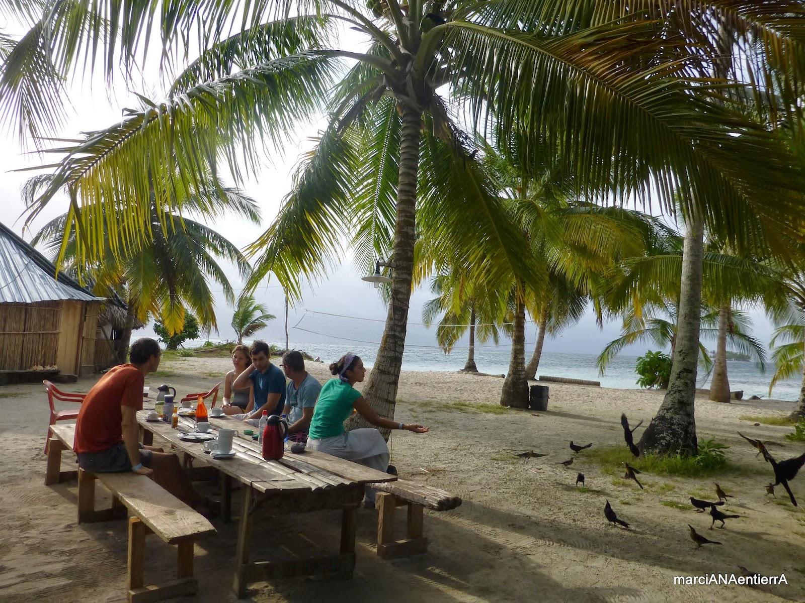 Diary Of A Martian On Earth Panama 2 San Blas Archipelago