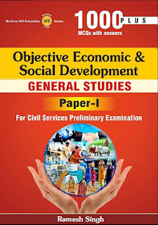 Economic and Social Development by Ramesh Singh for UPSC IAS Exam
