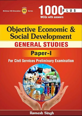 Economic and Social Development by Ramesh Singh - Download pdf