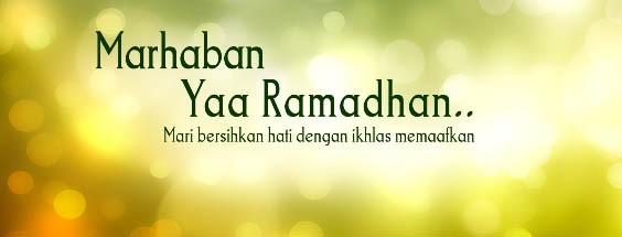 Kata Kata Ucapan Puasa Bulan Ramadhan 1437 H 2016