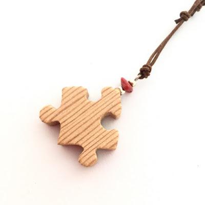 puzzle madera de pino artesanal