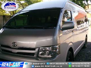 Harga Sewa Mobil  Hiace Commuter 16 Kursi Surabaya