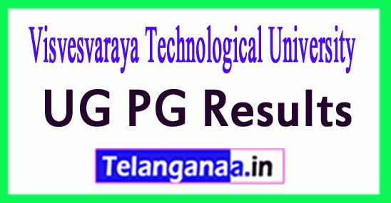 Visvesvaraya Technological University Results