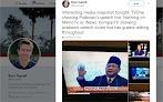 Pengamat Australia Ini Ungkap Perbedaan Media Saat Pidato Kebangsaan Prabowo