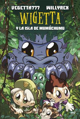 LIBRO - Wigetta y la isla de Mumuchumu Willyrex & Vegetta777  (27 noviembre 2018)  COMPRAR ESTE LIBRO EN AMAZON ESPAÑA