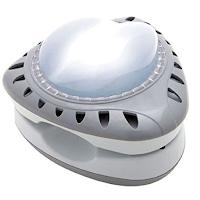 Lampe à LED Intex à fixation magnétique pour piscine souple