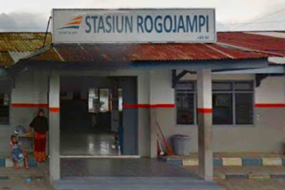 Gambar Stasiun Rogojampi