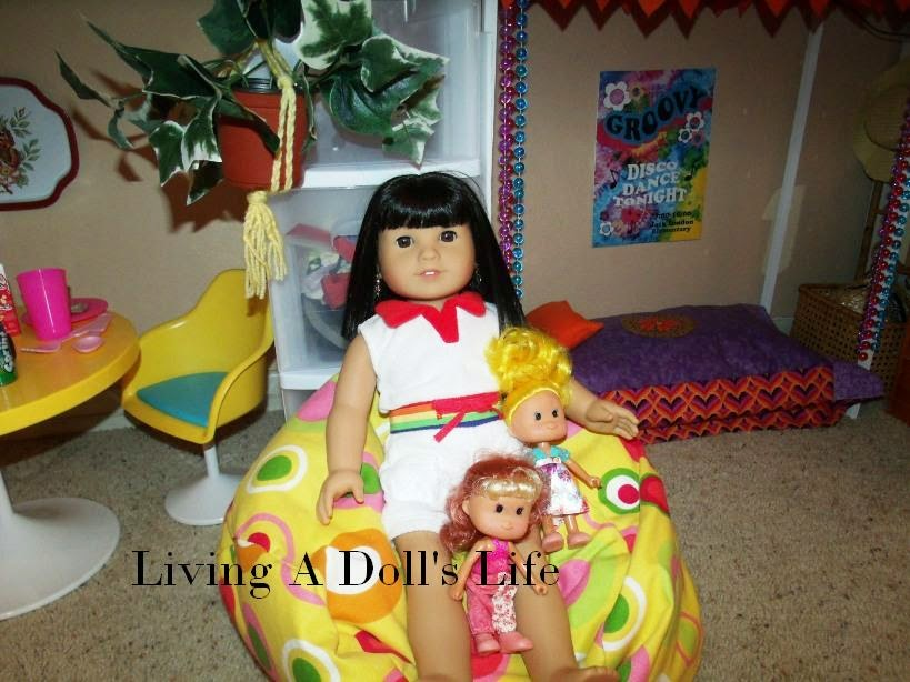 Living A Doll S Life My Big Fat Project Doll Room Tour