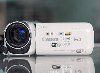 Handycam Canon HFR46 Full HD Wifi