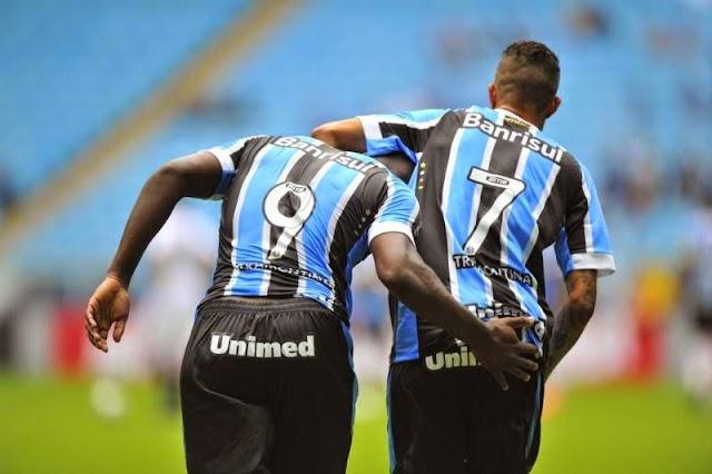 A amarga estreia gremista no Brasileirão
