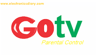 how to use Parental control pin