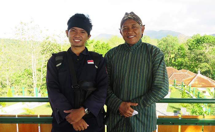Foto Bareng Bapak Bupati Sleman; Drs. H. Sri Purnomo, M.S.I