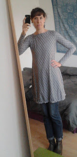 timeless and cosy tunic