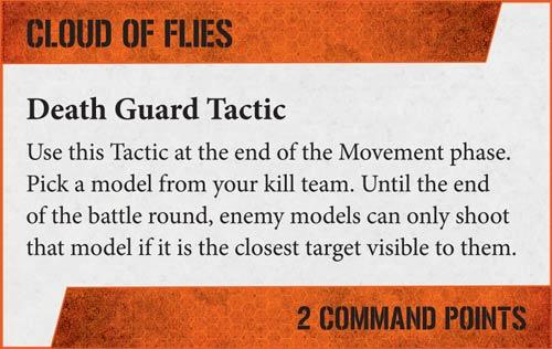 Tácticas Kill Team Guardia de la Muerte