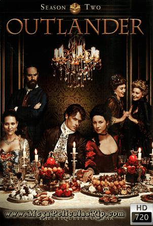 Outlander Temporada 2 [720p] [Latino-Ingles] [MEGA]