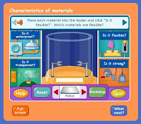 http://www.bbc.co.uk/schools/scienceclips/ages/7_8/characteristics_materials_fs.shtml