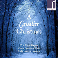 The Ebor Singers - A Cavalier Christmas - Resonus