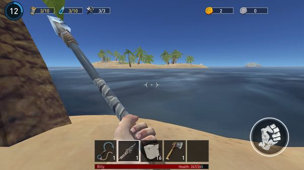 Ocean Nomad: Survival on Raft PC Full Español