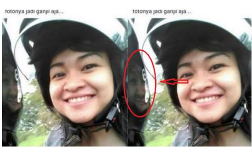 Geger!! Foto Selfie Wanita Ini Bikin Geger Dunia Maya!! Lihat Fotonya !!
