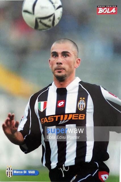Poster Marco Di Vaio (Juventus)