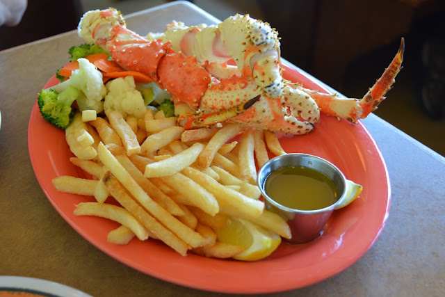 Restaurant Athenian Seattle King Crab
