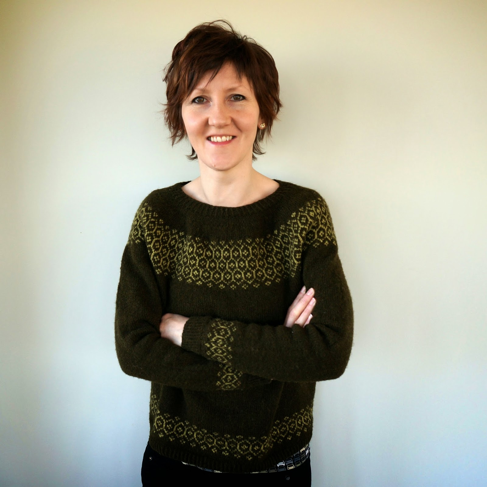 Donna Smith Designs Stasis Jumper Another Fo