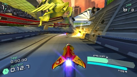 Cheat Wipeout Fusion PS2