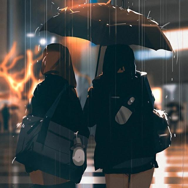 Rain In Tokyo Wallpaper Engine