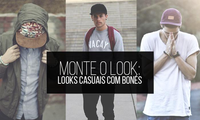 974ee40c39857 Macho Moda - Blog de Moda Masculina  Monte o Look  Looks Casuais ...