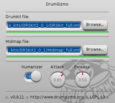 DrumGizmo