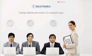 Página de Kolotibablo