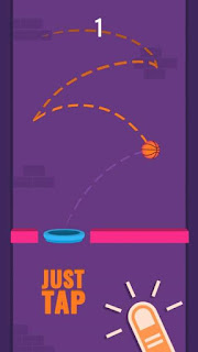 Dunk a Lot Android Basketball game