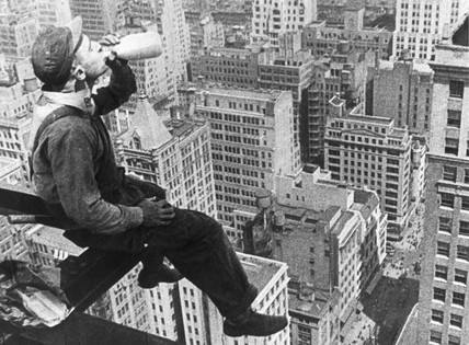 Empire State Building Being Built Deaths