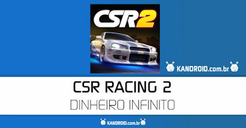 CSR Racing 2 v1.18.3 APK Mod (Dinheiro Infinito)