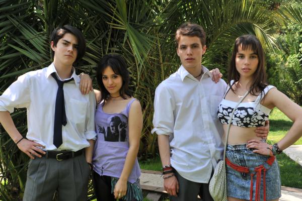 Teleseries.cl: Los Jóvenes Actores Que Se Tomarán El Nuevo