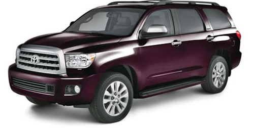 Mica Toyota Sequoia 2016 Diesel Turbo Engine