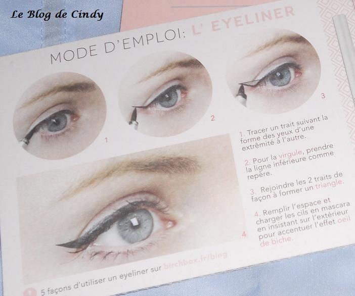 Célèbre Mon trait d'eye liner avec REVLON ! QW25