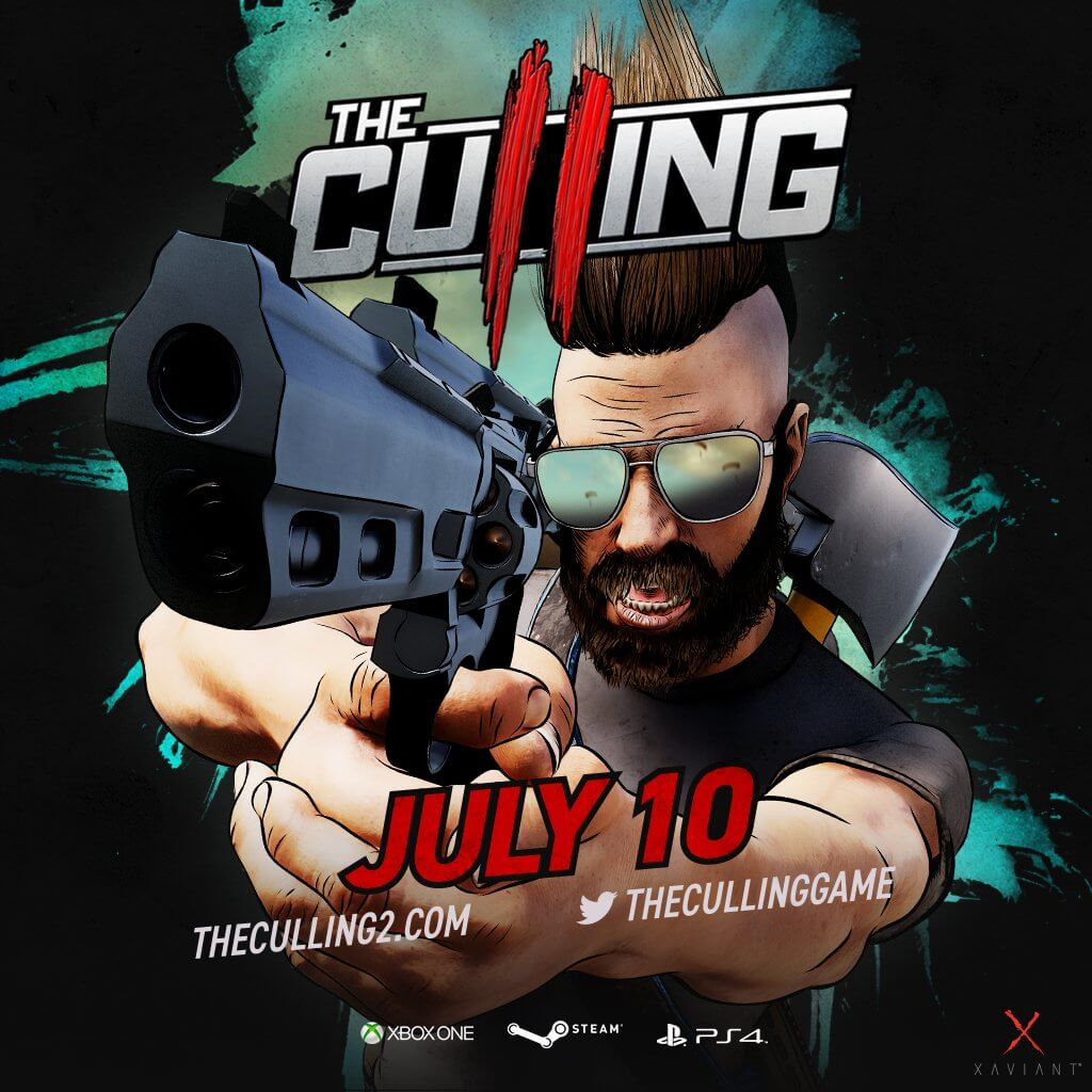 The Culling 2 Announced | And Is Out Now On Consoles