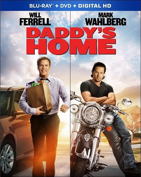 Daddy's Home (Padres por Desigual/Guerra de Papás) (2015) 720p y 1080p BDRip mkv Dual Audio AC3 5.1 ch