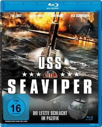 Free Download USS SEAVIPER 2012 Dual Audio Hindi  BluRay 300MB
