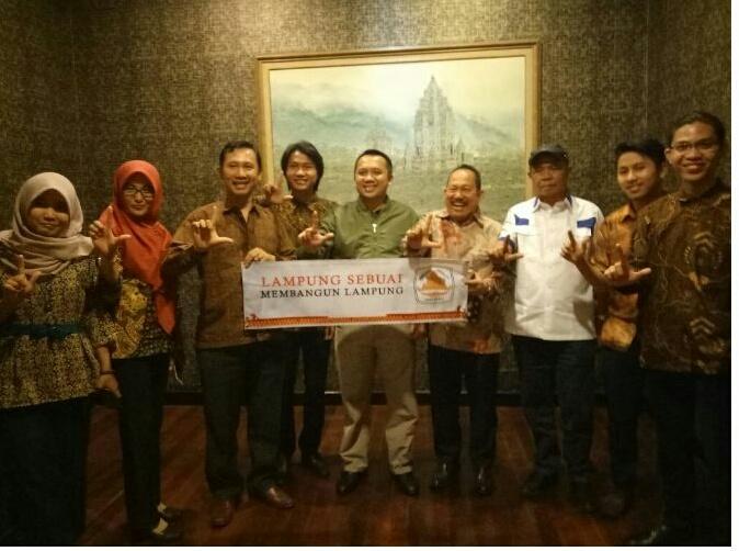 Warga Lampung di Jawa Barat Bantu Promosi Destinasi Wisata
