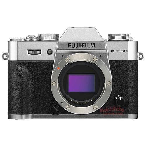 Fujifilm X-T30, вид спереди