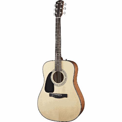 dan guitar fender CD-100 NAT DS V2