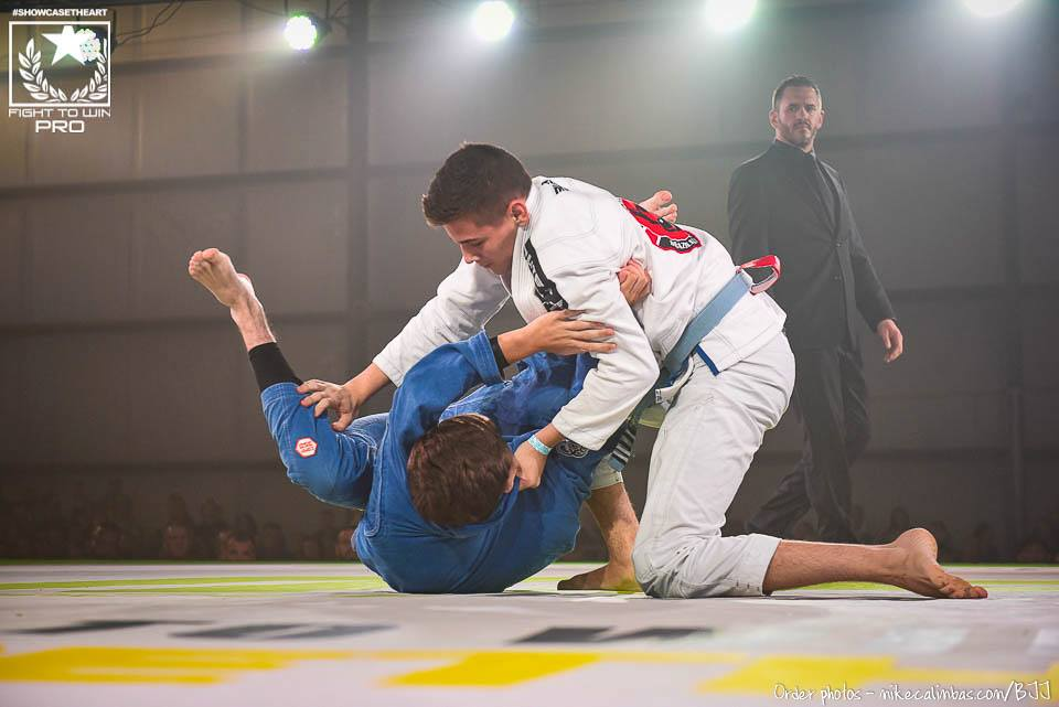 BJJ ONE NEWS: Fight to Win PRO 41 - Highlights from Columbus, Ohio