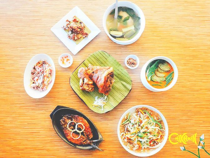 Chika-An in the Visayas