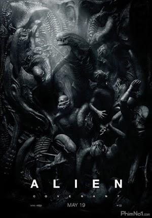 Phim Quái Vật Không Gian: Khế Ước - Alien: Covenant (2017)