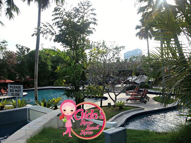 thistle hotels & resort JB